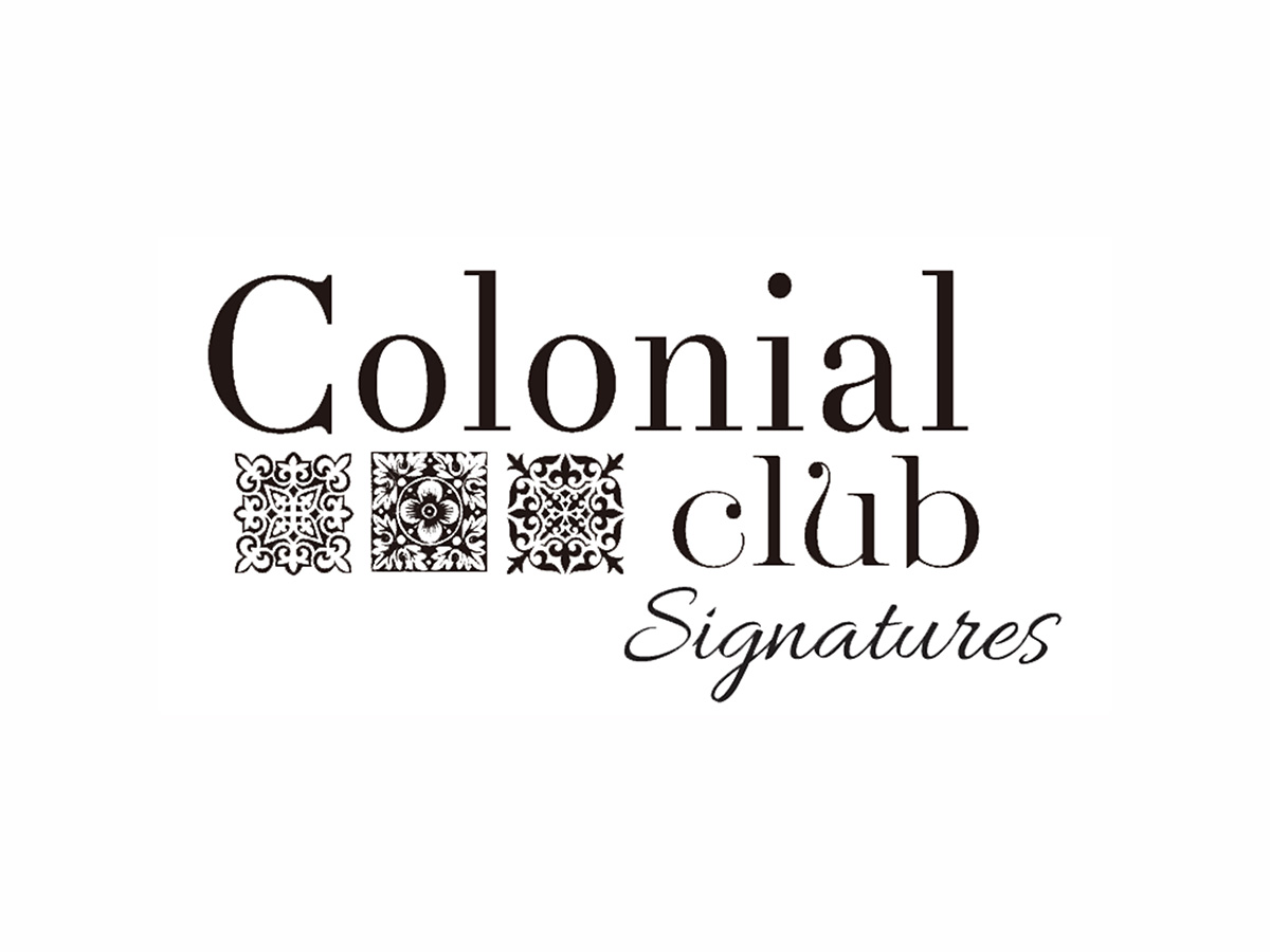Colonial Club Signatures